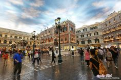Grand Canal Shoppes at The Venetian Macau