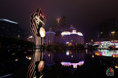 Night In Macau (24/4/2557)