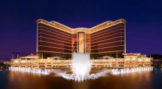 ชมฟรี : PERFORMANCE LAKE @ Wynn Palace Cotai