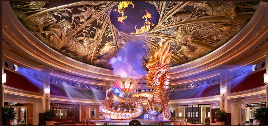 ชมฟรี : DRAGON OF FORTUNE @ Wynn Macau Hotel