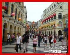 One Day in Macau Part I